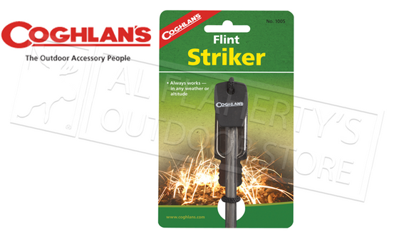 Coghlan's Flint Striker Firestarter #1005