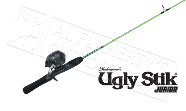 "Shakespeare Ugly Stik Jr. Spincast Combo, 3'8"" Rod #UGLYJRGCBO"