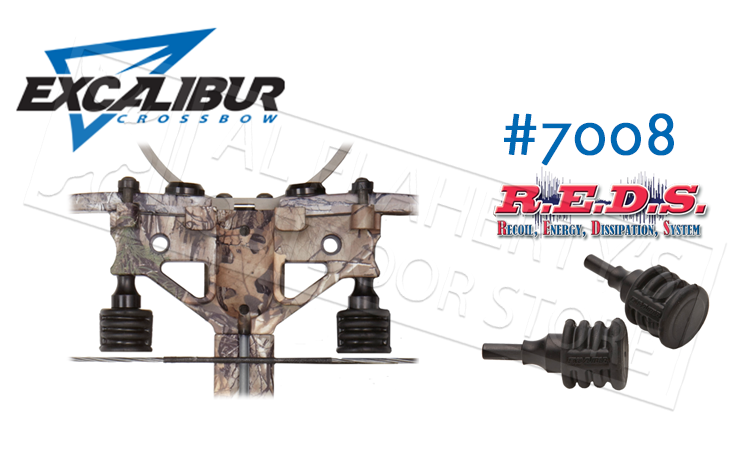 Excalibur Crossbow R.E.D.S. #7008 for Micro, Grizzly, Cub, or Matrix 310 Series Crossbows