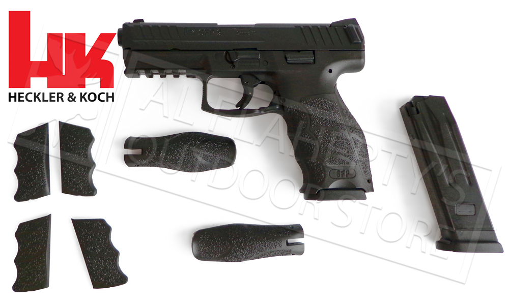Heckler & Koch VP9 SFP9-SF 9mm Pistol