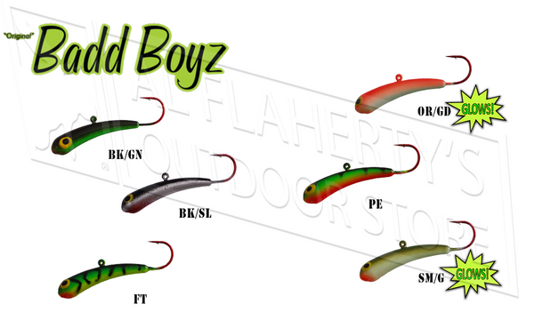 "Magz Original Badd Boyz Jigging Lure, 2"", 1/4 oz. #BB2"