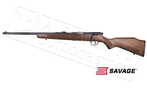 Savage Mark II-GL Left Hand Bolt Action 22 LR Rifle #50701
