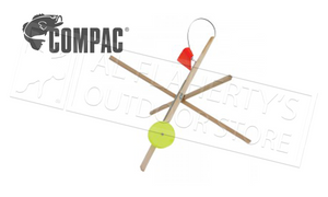 Compac Extra Tall Wooden Tip-Up Rig #3015