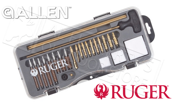 Allen Ruger Rifle/Handgun Cleaning Kit #27825