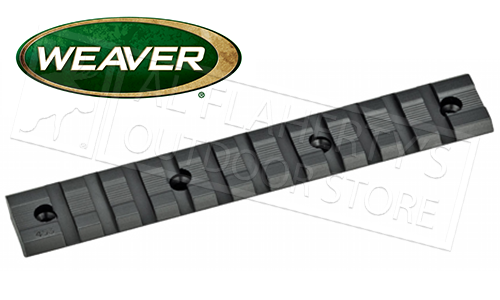 Weaver Optics Multi-Slot Bases