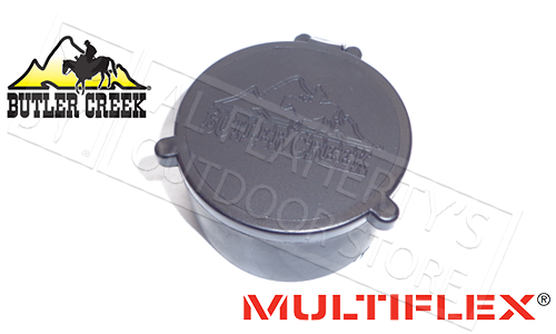 Butler Creek Multiflex Scope Covers - Objective Piece, Various Sizes #MULTIOBJ