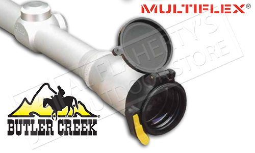 Butler Creek Multiflex Scope Covers - Eye Piece, Various Sizes #MULTIEYE