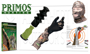 Primos Turkey Starter Kit with the Double Gobble Turkey Call #274CNKIT