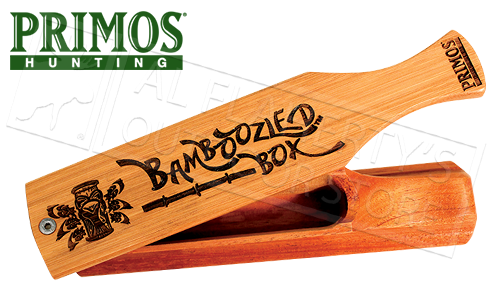 Primos Bamboozled Box Call for Turkey #242