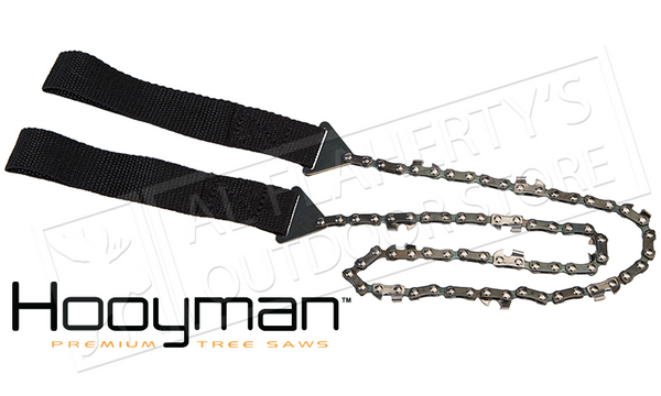 "Hooyman Hand-Held Chain Saw 25.5"" #110052"