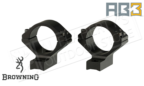 "Browning AB3 Integrated Scope Mount System, 1"" #12311"