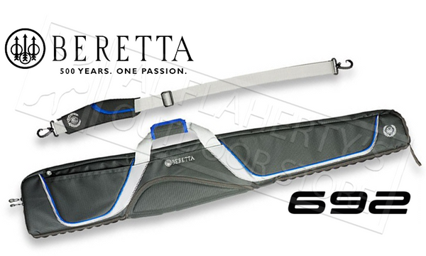 "Beretta 692 Soft Gun Case, 56"" In Steel Gray #FOM130810921"