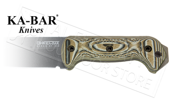 KA-BAR VZ Grips for Full Size Becker Knives #BK2VZ