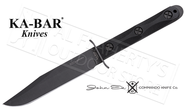 KA-BAR Ek Model 5 Occupational Fighting Knife #EK45