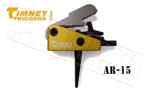 Timney Triggers AR-15 Straight 3lb Small Pin Trigger #667S-ST