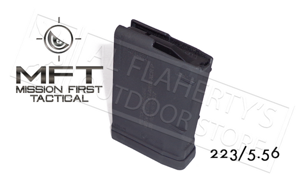 Mission First Tactical 10PM556 - AR Pistol Magazine 5.56x45 223 Rem Polymer