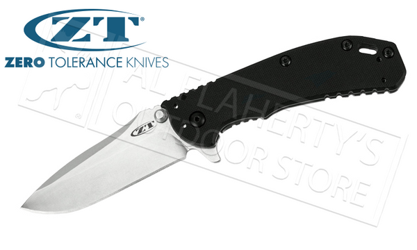 Zero Tolerance 0566 Rick Hinderer Folding Knife #0566