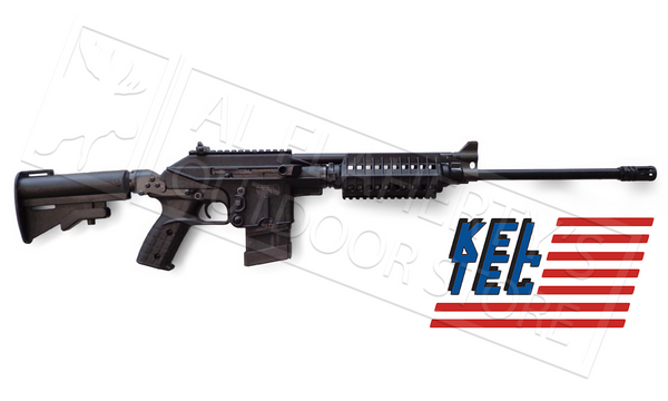 Kel-Tec SU-16 Tactical Rifle .223
