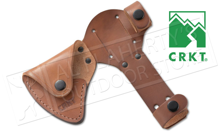 CRKT #D2730 Chogan Woods T-Hawk Leather Sheath
