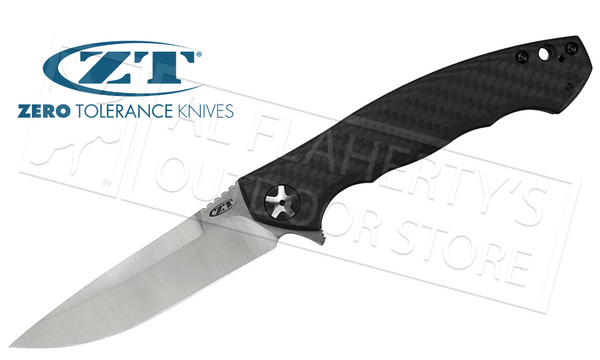 Zero Tolerance 0452 Folder with Carbon Fiber Handle #0452CF