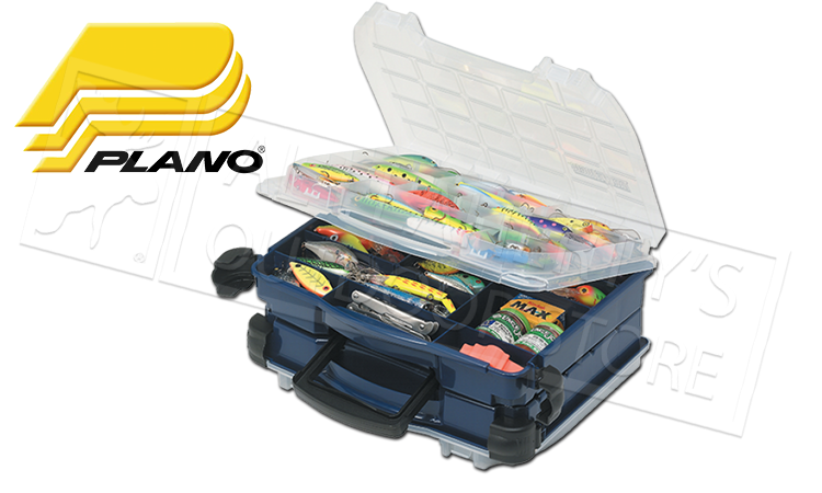 Plano Double-Sided LockJaw Satchel Tackle Box #395210