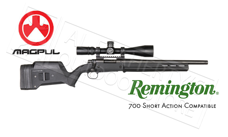 Magpul Hunter 700 Stock Short Action Tactical Stock For Remington