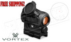 Vortex SPARC AR Red Dot with Multi-Height Mount, 2 MOA #SPC-AR1