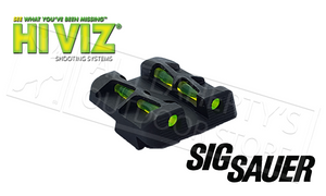 HiViz Litewave Interchangeable Rear Sight for SIG P-Series Pistols #SGLW18