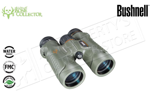 Bushnell 10x42 Bone Collector Green Roof Binocular #334210