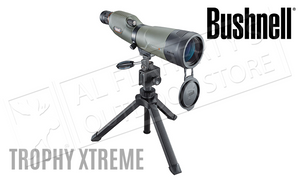 Bushnell Trophy Xtreme Spotting Scope, 20-60x65mm #886520