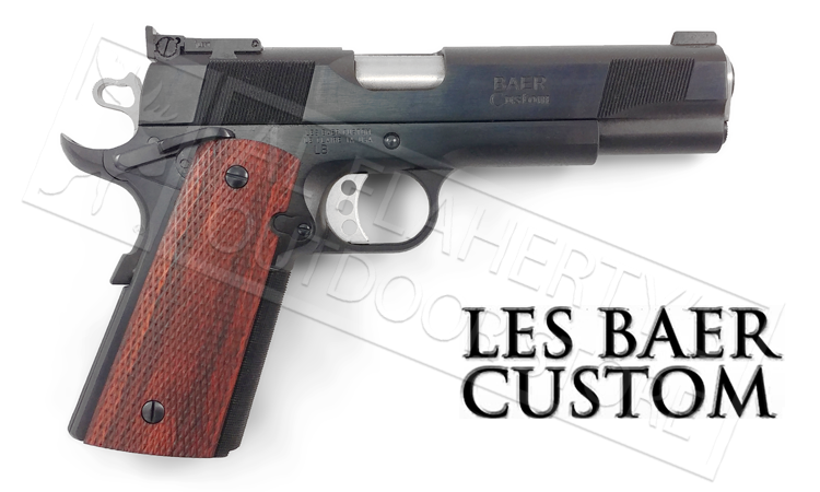 "Les Baer 1911 Premier II 5"" Model, Blued .45ACP #LBP2302"