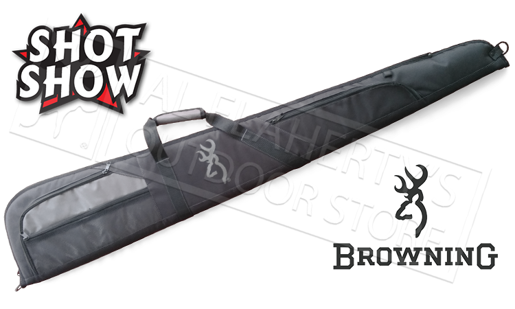 "<b>SHOT Show Special</b><br>Browning Flash Soft-Case, Gray 48"" #1410626948"