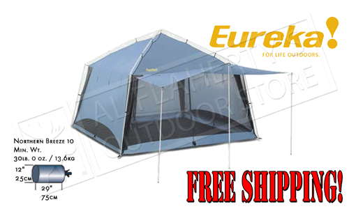 Eureka Northern Breeze 10 Screenhouse #2699108