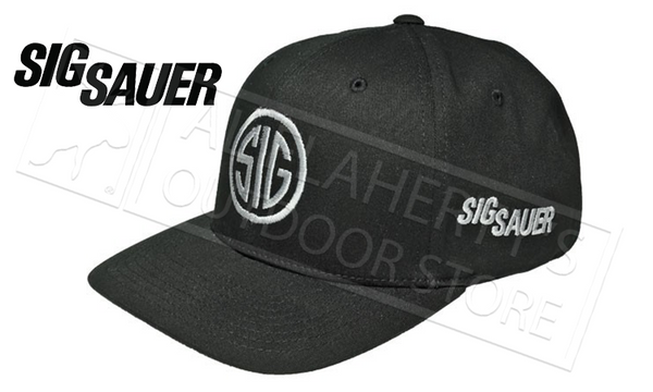 SIG Sauer Hat with Embroidered SIG Logo