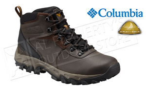Columbia Newton Ridge Plus II Waterproof Hiking Boot, Wide Sizes 9-11 Mens #BI3970231
