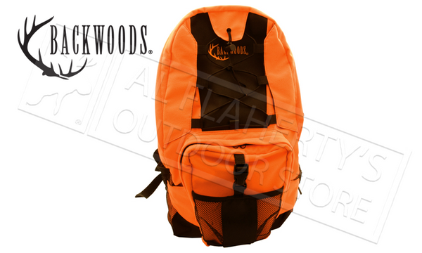 Backwoods Blaze Orange Ranger Backpack, 32L #BL250