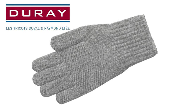 Duray Wool Glove Liners, Large #2050