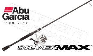 "Abu Garcia Silver Max Spinnign Combo, 7'0"" Medium Power #SMAXSP40/702M"