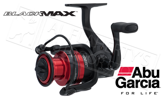 Abu Garcia #BMAXSP Black Max Spinning Reels, Sizes 5 40 and 60