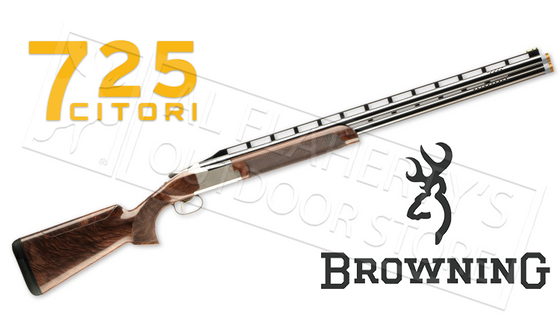#0136243010 Browning 725 Sporting High Rib with Adjustable Comb, 12 Gauge 30""