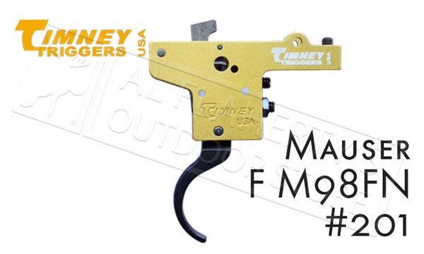 Timney Triggers Mauser Featherweight M98 #201