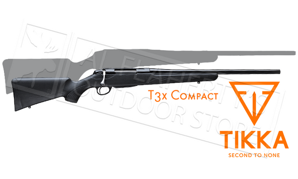 Tikka T3X Compact Rifle with Adjustable LoP