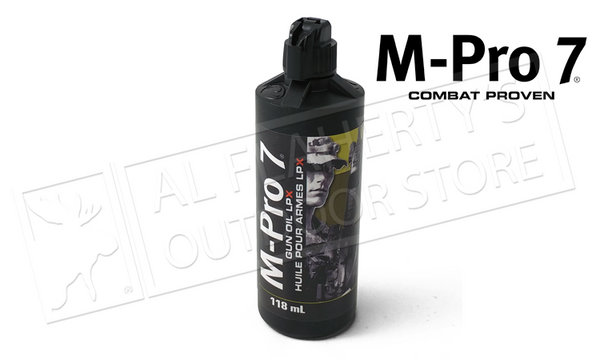 M-Pro 7 Gun Oil LPX 8 oz. Bottle #070-1453