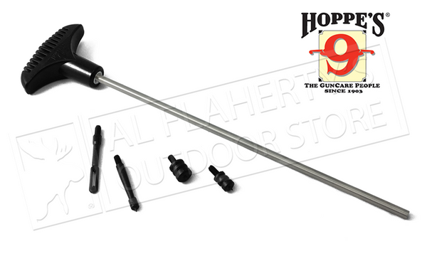 Hoppe's One Piece Cleaning Rod for Pistols #PSS