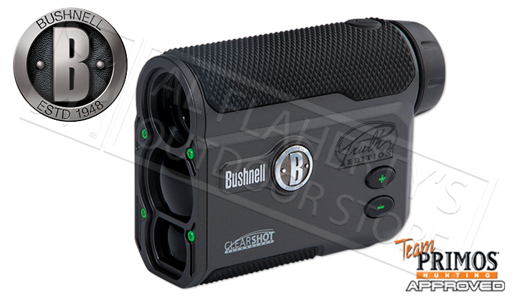 Bushnell Primos The Truth with ClearShot Laser Rangefinder 4x20mm #202442