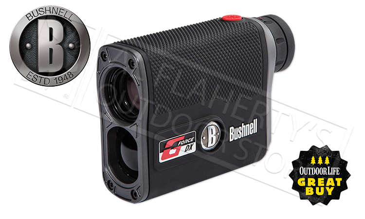 Bushnell G-Force DX ARC Laser Rangefinder 6x21mm #202460