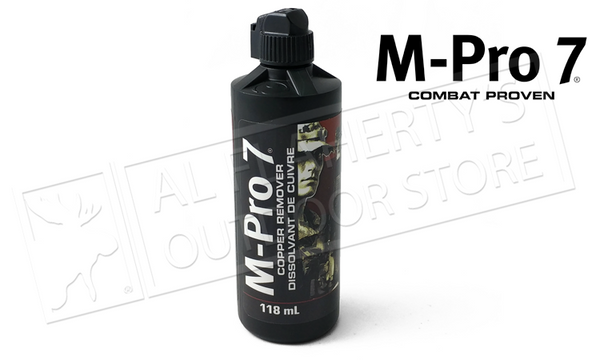 M-Pro 7 Copper Remover 8 oz. Bottle #070-1151