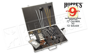 Hoppe's Premium Cleaning Kit, .17 Caliber to 12 Gauge #UACPR