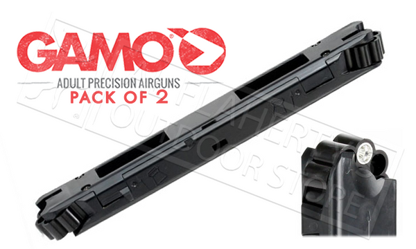 Gamo P25/PT85 2x8 Magazines, Pack of 2 #62120US005