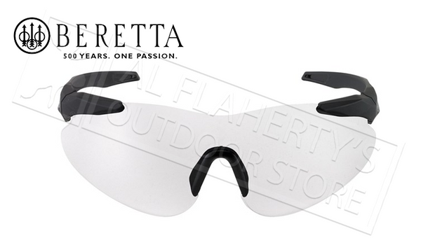 Beretta Challenge Series Performance Shooting Glasses, Clear #OCA10000020900 OCA1000020900